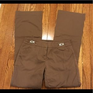 New York & Co Dark Khaki Pants